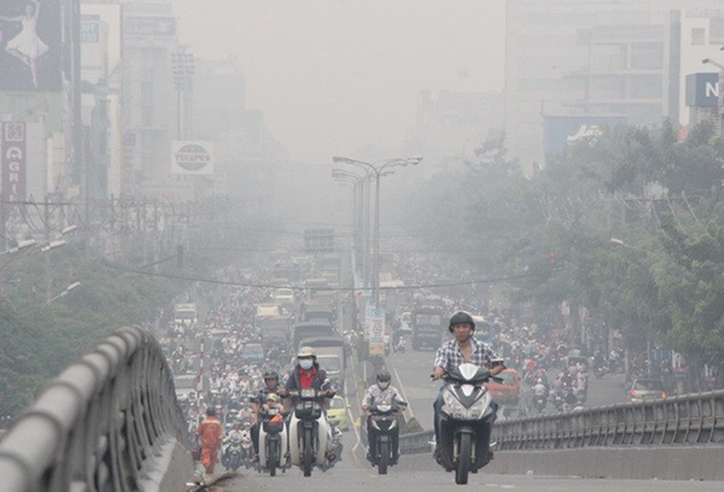 Air pollution in Vietnam